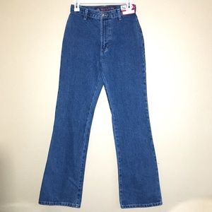 Bluxton high waist vintage stock tapered jeans
